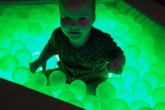 сенсорный бассейн
