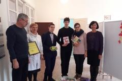 ДЦМР в Севастополе: поздравление от волонтеров